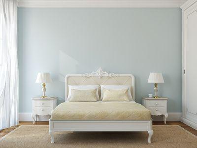 Königliches Ambiente für königlichen Schlaf
