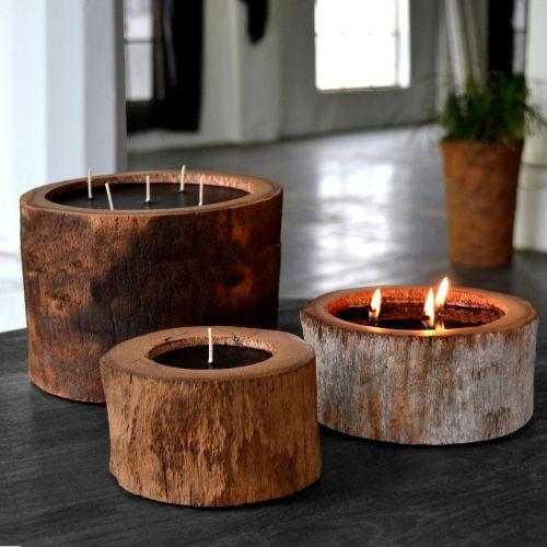 Vascolari   Handgemaakte Kaarsen met Naturel Geuren
