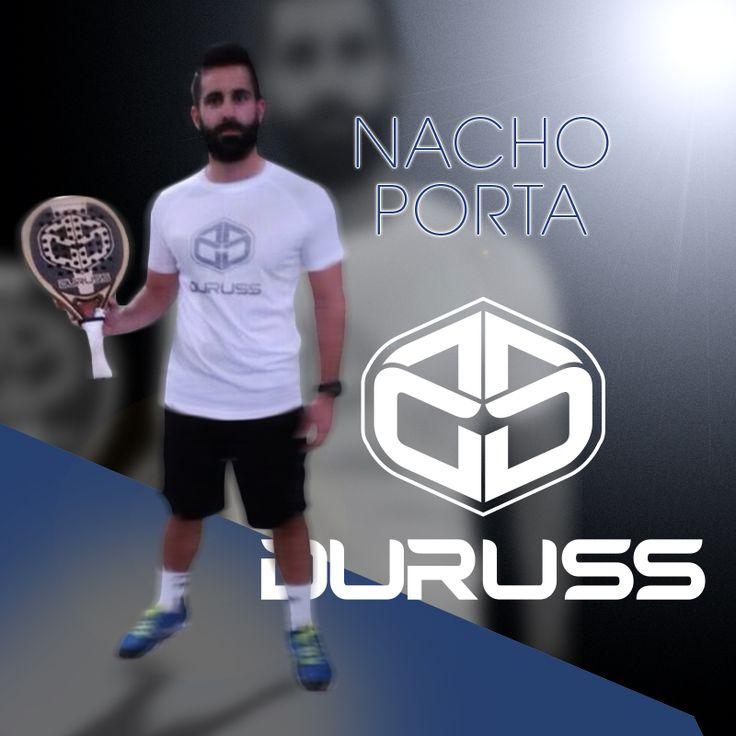 #NachoPorta #Durussteam, #Durusspadel #Duruss , #padel www.duruss.com