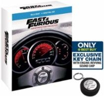 Fast and Furious: The Ultimate Ride Collection [Blu-ray] [Only @ Best Buy] | @giftryapp