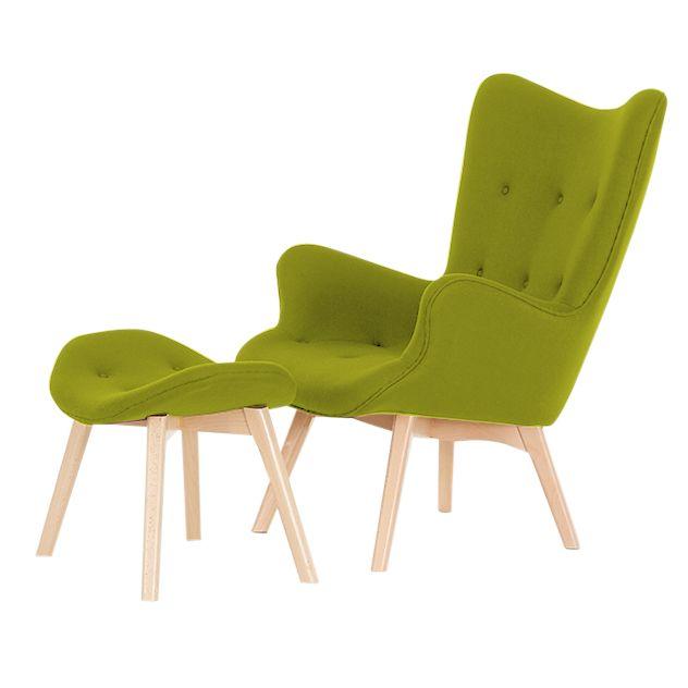 Contour Chair Set - Scandinavian - Blue Sun Tree