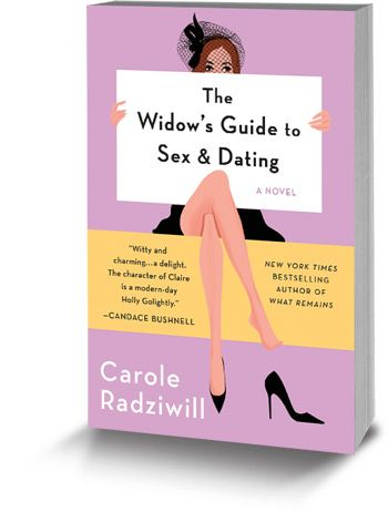 The Widow's Guide to Sex and Dating is Carole Radziwill's deliciously smart comedy about a famously widowed young New Yorker hell-bent on recapturing a kind of passionate love she never really had.