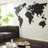 Puzzling Stickers - Wall Decals Pixel Art - Stickaz