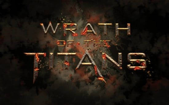 Wrath of the Titans in Photoshop CS6