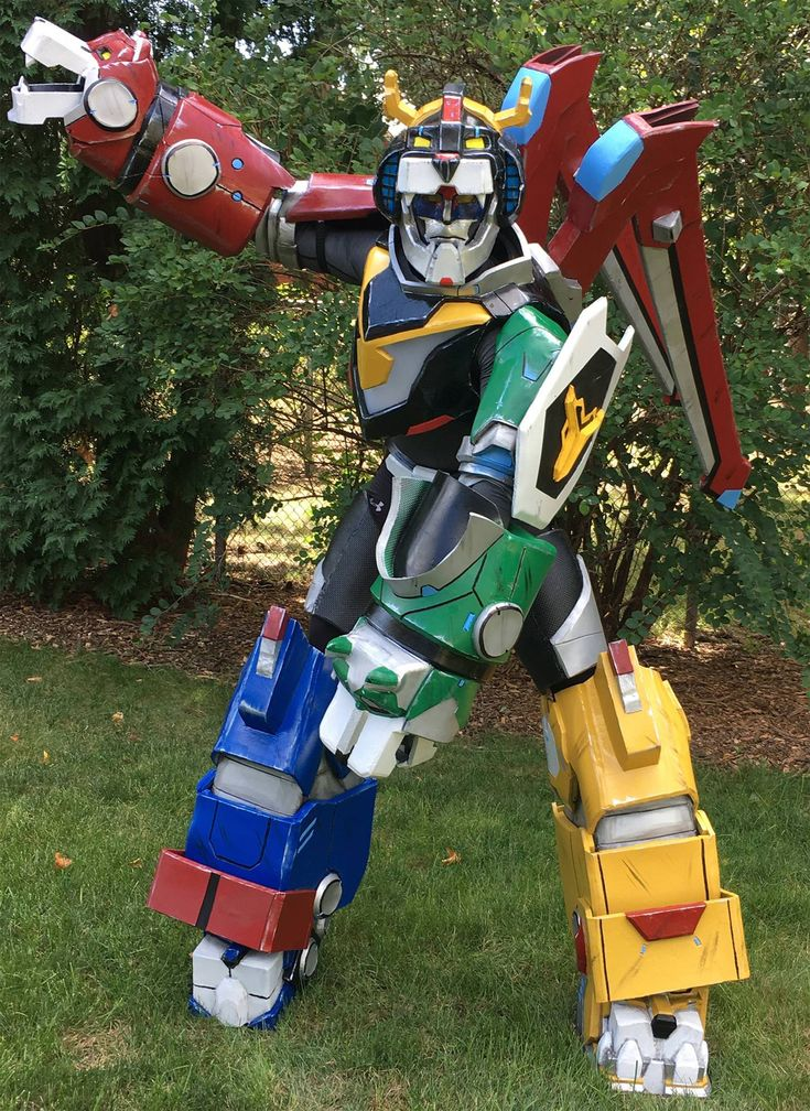 Voltron Halloween Costumes Force