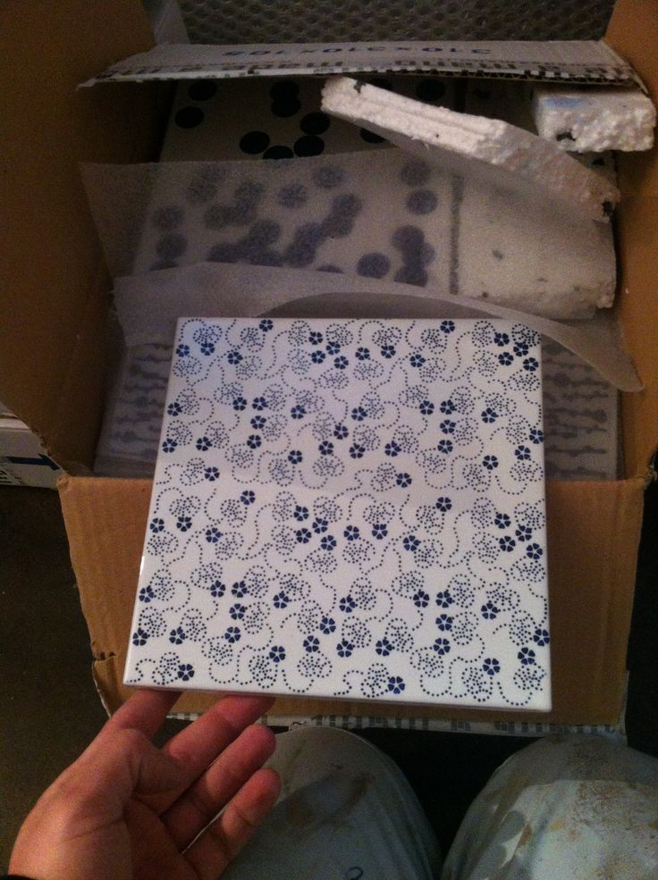 Tiles for my show-room - by Made A Mano