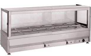 Minox DM62-12 Square Bain Marie - Hot Food Display & Bain Marie - Kitchen & Catering Equipment