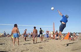 villa gesell - beach volley