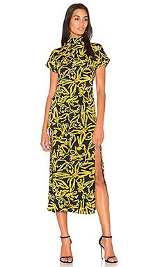 New Diane von Furstenberg Side Slit Dress online. Find the perfect STONE_COLD_FOX Clothing from top store. Sku bvmy15902fvit32660