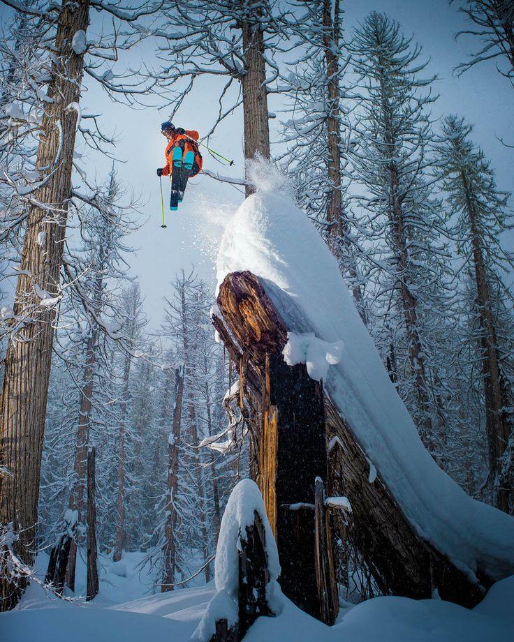 Best Ski Photography   Powder Skiing   Photo Annual   Skiing Magazine