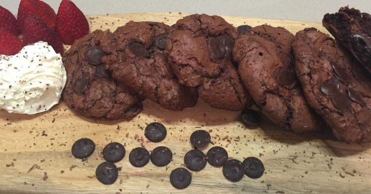 Craigs Dark Chocolate BROOKIES (Gluten free)