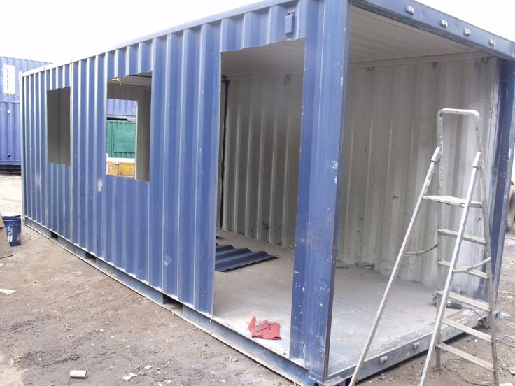 25 best ideas about 20ft container on pinterest 20ft shipping container cargo home and cargo - Mobile shipping container homes ...