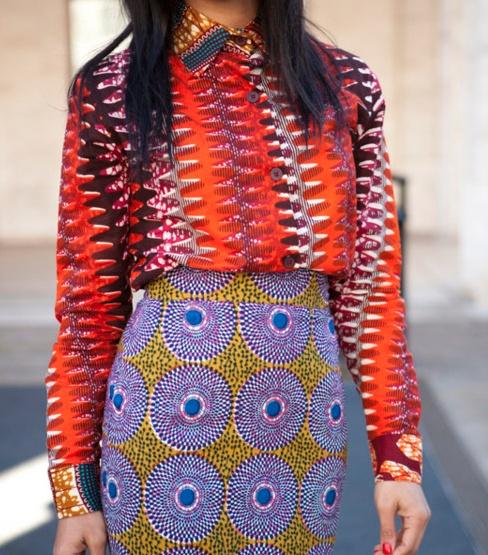 mixed prints: Floral Prints, Bold Prints, Mixed Patterns, Street Style, Fashion Prints, Mixed Prints Fashion, Style Blog, Africans Prints, Patterns Mixed