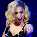 Lady Gaga (Stefani Joanne Angelina Germanotta) was born on March 28th, 1986 in Yonkers, NEW YOK, USA / Biography - Facts, Birthday, Life Story - Biography.com http://www.biography.com/people/lady-gaga-481598