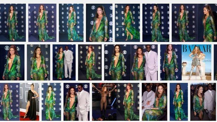 Como o vestido de Jennifer Lopez criou o Google Images - Observador