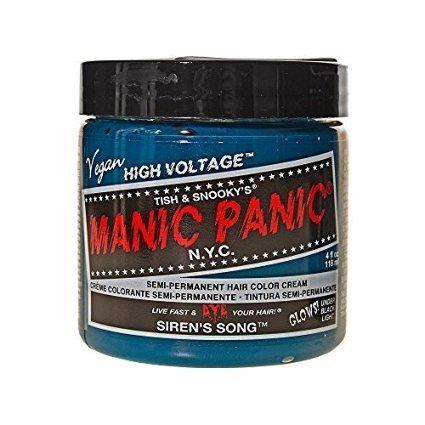 Coloration Semi-permanente Classic de Manic Panic 118ml (Siren's Song)