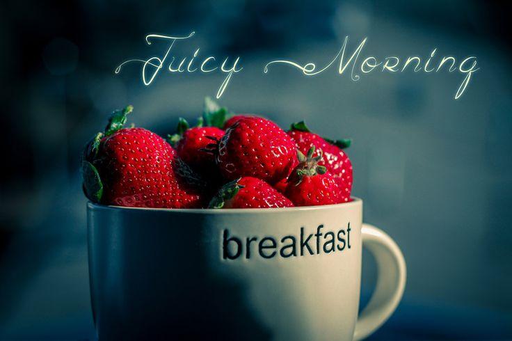 Juicy Morning