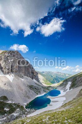 #italy #mountain #lagodipilato #sibillini