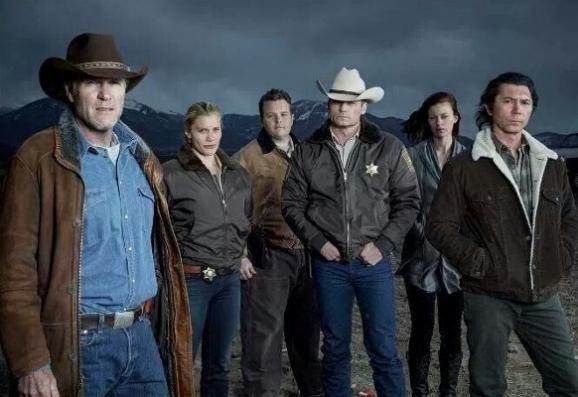 cast of longmire tv show