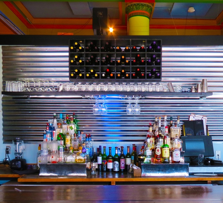 Cafe Brio - Bar