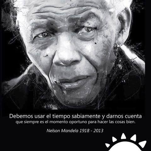 Recordemos a este gran líder que motivo a un mundo lleno de igualdad y tolerancias