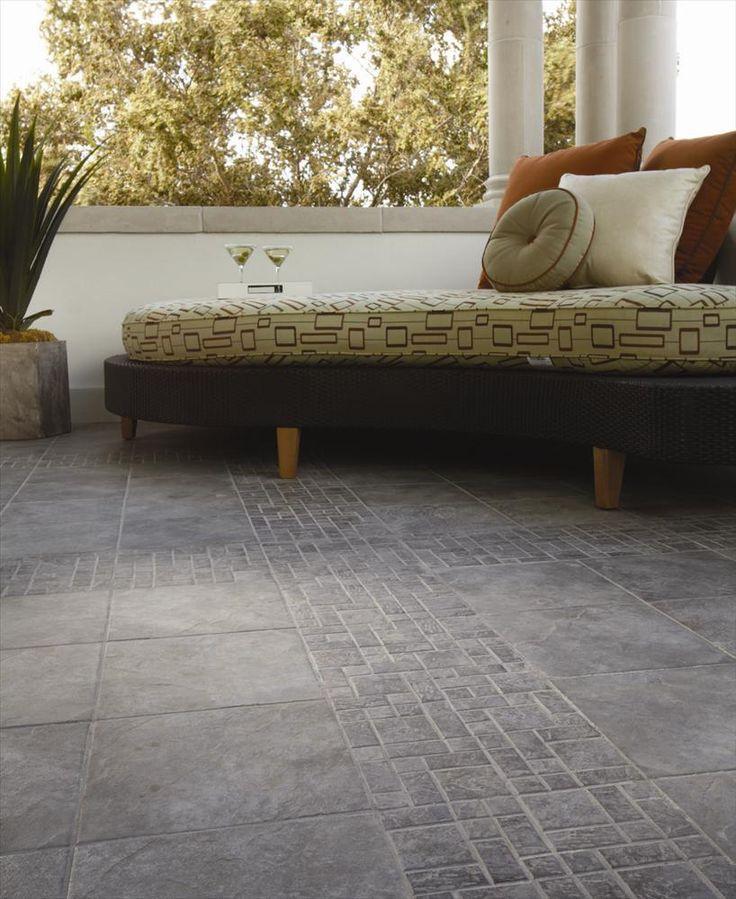 Daltile Porcelain Tile Continental Slate Series