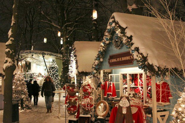 Tivoli skifter nisser ud med russisk by