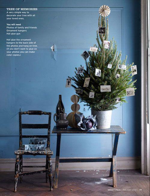 tree in bucket: Holidays, Memories, Sweet Paul, Christmas Ideas, Christmas Trees, Photo
