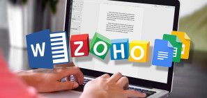 Zoho Writer vs. Google Docs & Microsoft Word Online: Is It Time to Switch?