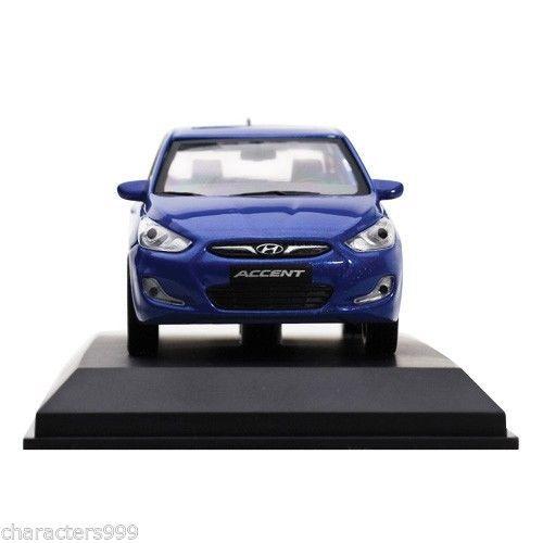 R&L Diecast: 1/43 Scale Model DeAgostini Hyundai Accent ... |Diecast Hyundai Accent
