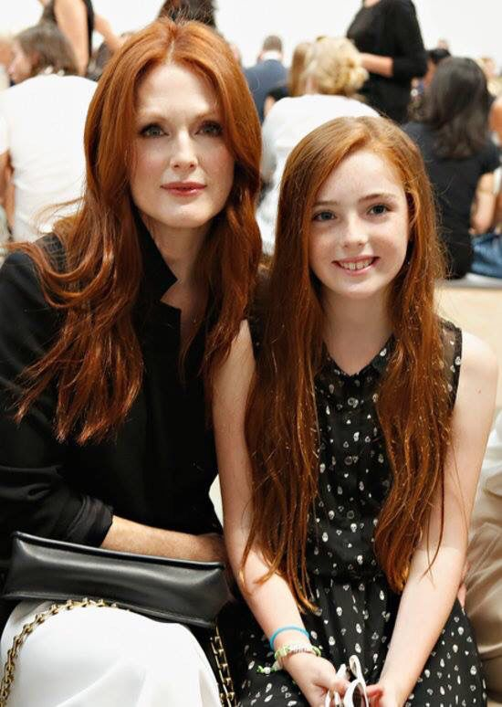julianne and her daughter