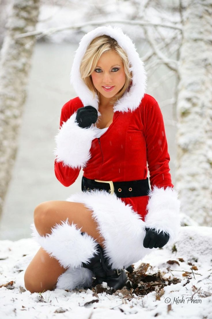 Santa helper sexy