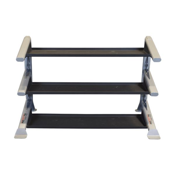 Body Solid 3 Tier PCL Commercial Kettlebell Rack