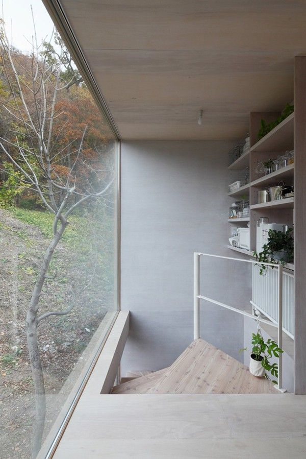 Maruyama House, designed by Atelier Sano.