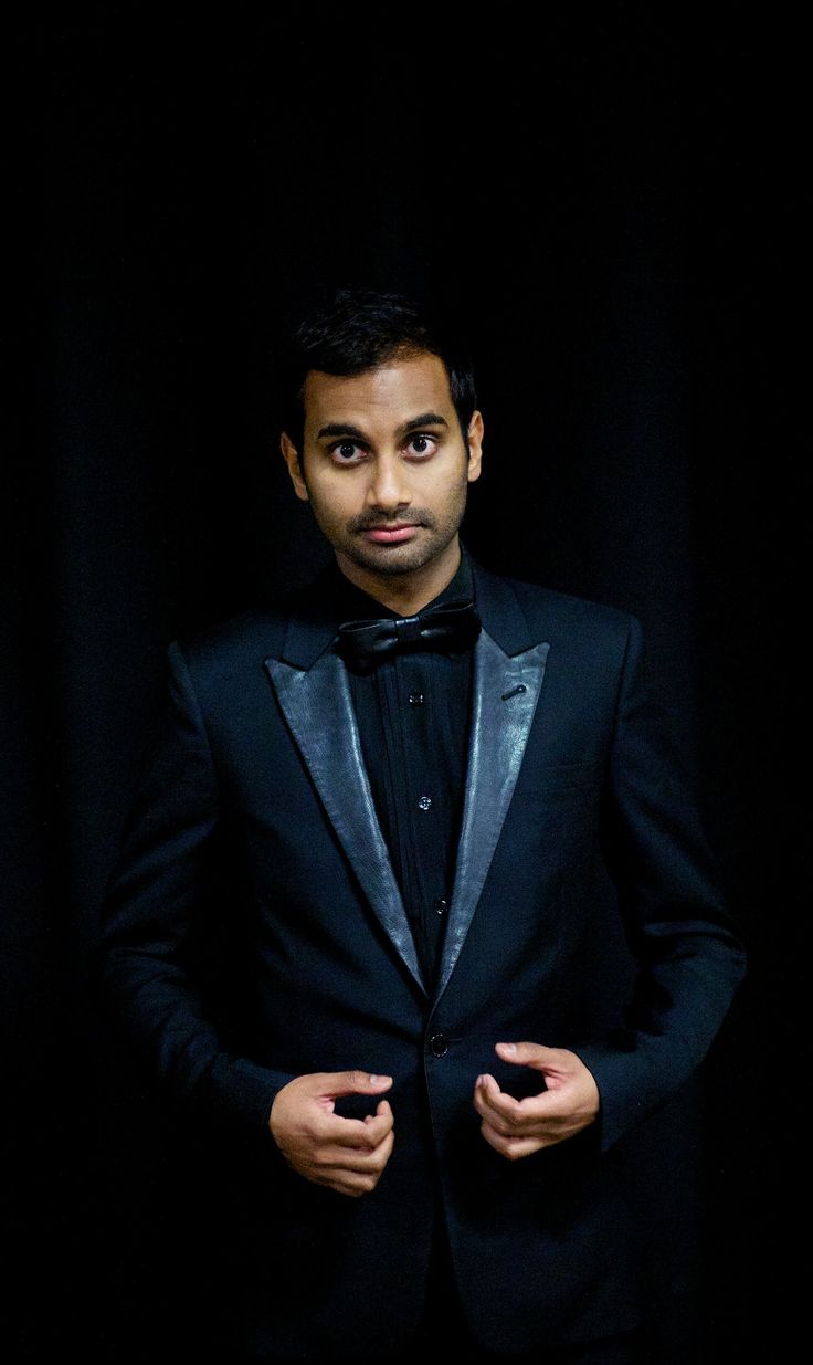 Aziz Ansari (Photo: Mark Makela for The New York Times)