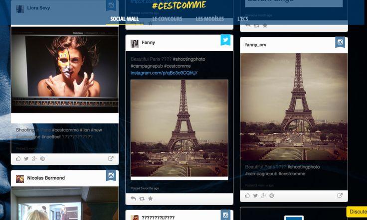 Connaissez-vous les outils de Social Wall ? Ces outils permettent de rassembler toute votre communauté à un endroit pour encourager aux interactions. Découvrez une des solutions permettant cela : http://www.webmarketing-com.com/2014/11/27/33024-twine-social-loutil-parfait-social-wall