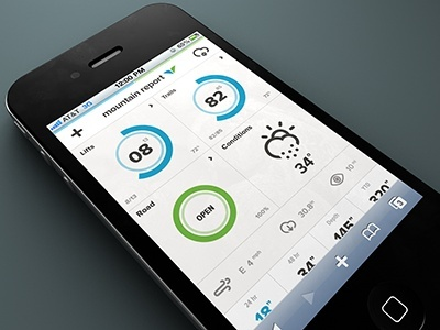 UI & UX Mobile Design