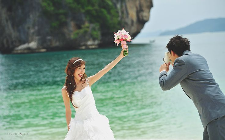 90 best krabi and beach engagement photo images on