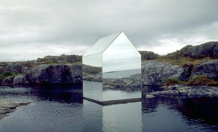 Les 124 meilleures images propos de archi symbiose sur for Cube miroir habitat