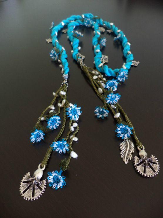 Oya ( necklace idea)