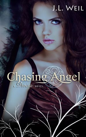 Mythical Books: Excerpt and Giveaway Chasing Angel (Divisa #3) by J.L. Weil