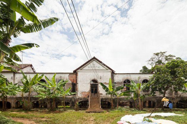 ROÇAS - As Roças de São Tomé e Príncipe