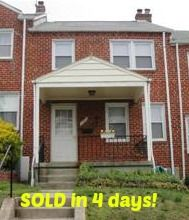 The daughter of this Halethorpe elderly seller came to us to sell her childhood home so her mother could move to an Assisted Living residence.  She took ALL of our advice to make this home sparkle and not only received multiple offers, but received FULL PRICE in only 4 days!  This is why you should PICK BERRY!  www.PickBerry.net  http://youtu.be/tZYP8EVxH8o