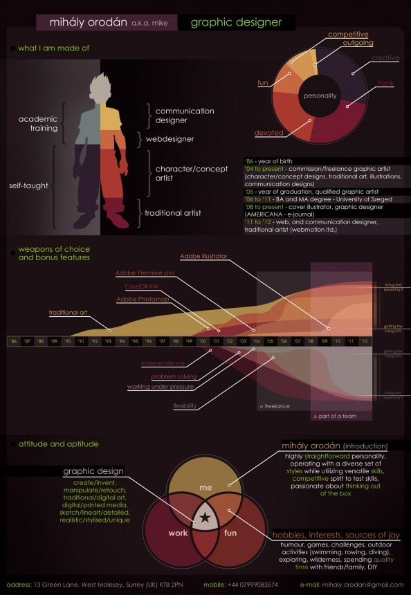 37 best Design Infographic Resumes images on Pinterest - check my resume