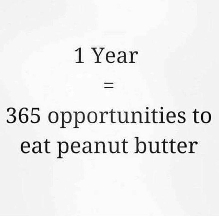 Fitness Humor.. Peanut Butter 🤗