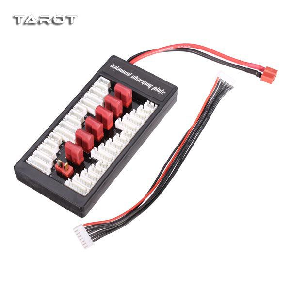 Tarot Para Board TL2715 Lipo Parallel Charger Board T Plug pro version