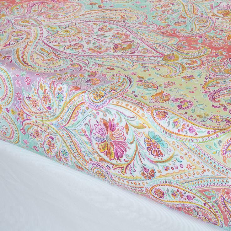 ペイズリープリントシーツ&カバー - ベッドシーツ&カバー - ベッドルーム | Zara Home 日本