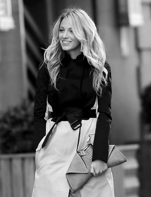 Blake Lively is perfection
