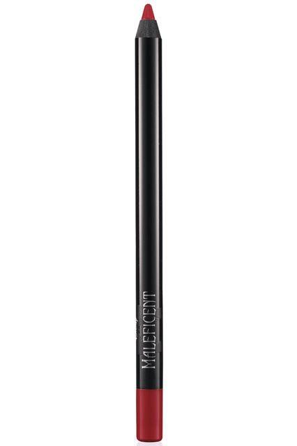 Glow Like A Villain: MAC Maleficent Is Here! #refinery29  http://www.refinery29.com/2014/05/67211/maleficent-mac-makeup-line#slide4  MAC Maleficent Pro Longwear Lip Pencil in, $17.50, available May 15 at MAC.