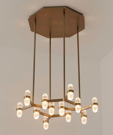 Jiun Ho ○ San Pietro Pendant #lighting #interiordecorating #jpwarreninteriors